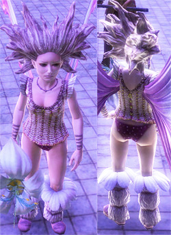 RIFT&#039;s fae character